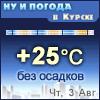 Ну и погода в Курске - Поминутный прогноз погоды